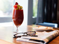 sunday bloody marys at bambara brunch
